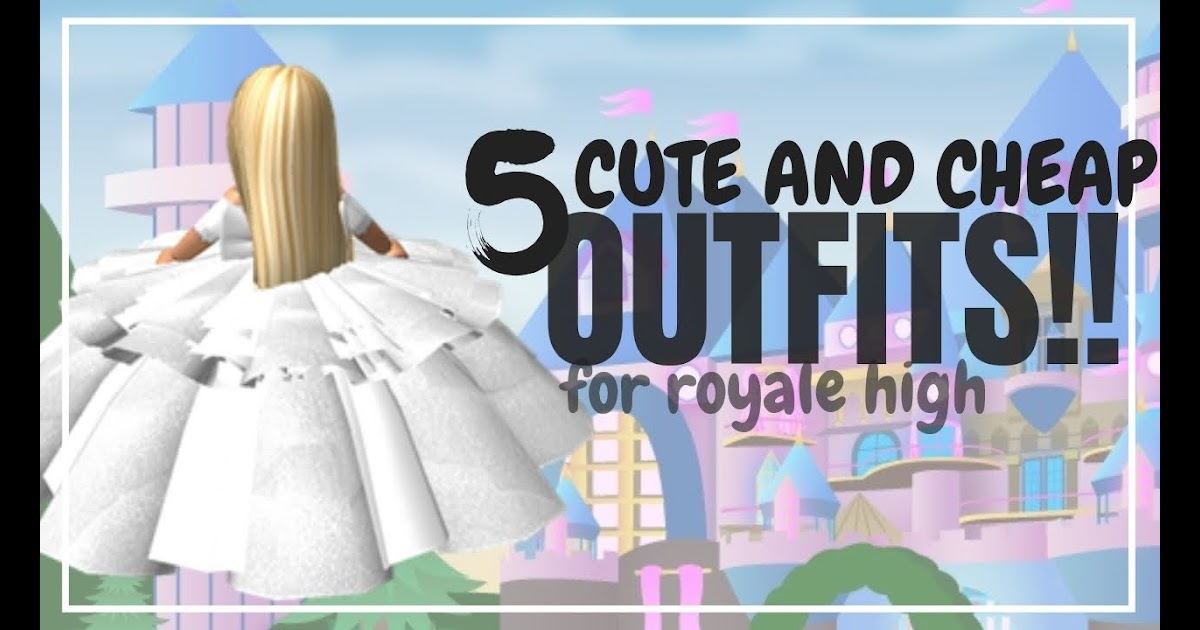 Roblox Royale High Outfit Ideas Buxgg Codes 2019 - roblox royal high outfit hacks