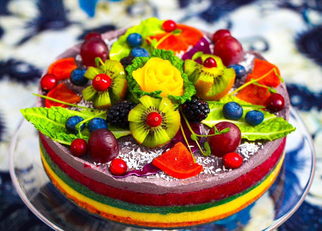 Vegan Birthday Cake Delicious Everyday