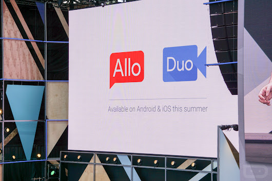 Google's Allo Gets File Sharing, While Duo Gets Audio Calling | Droid Life