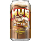 Mug Root Beer, 12 fl oz Cans, 18 Count, White