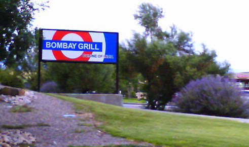 Bombay Grill - Albuquerque, New Mexico taken by Tina Threadgill