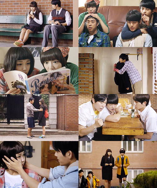 Fangirling Drama Korea Reply 1997