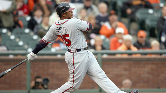 Atlanta Braves hire Andruw Jones as special assistant to baseball operations