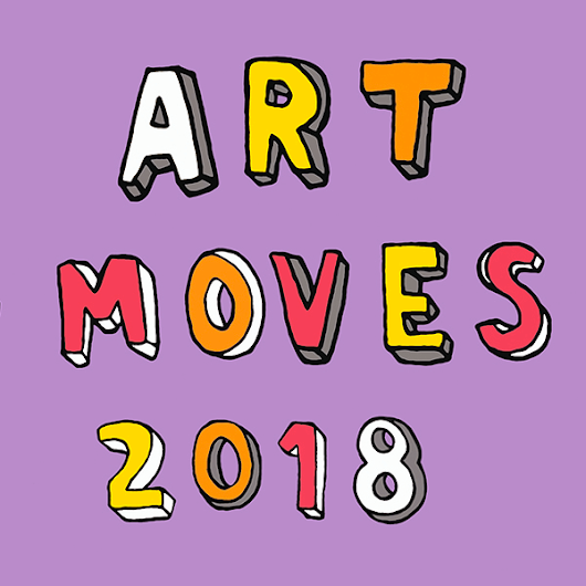 Art Moves 2018 Billboard Art Competition