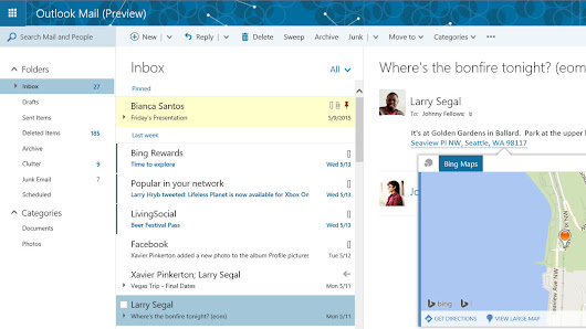 Microsoft is overhauling Outlook.com with a new look and features