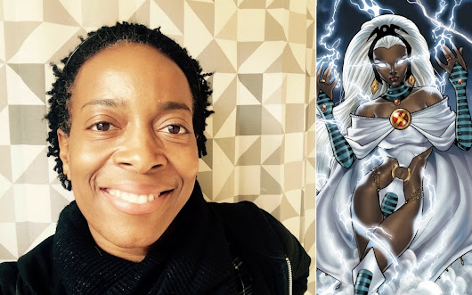 Yona Harvey: First Black Woman to pen 'Storm' for Marvel - EBONY