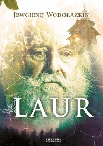 Okładka książki Laur