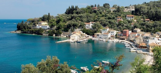 An island escape on Paxos