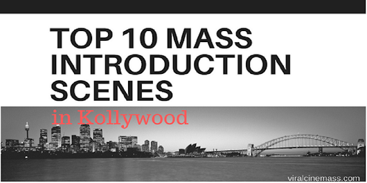 Top 10 Mass Introduction Scenes