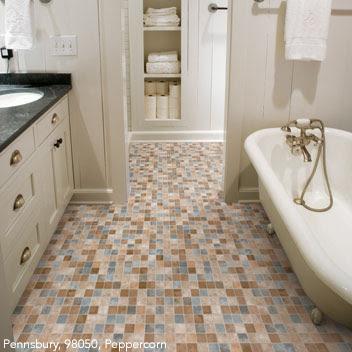 Bathrooms : Flooring Ideas - Room Design and Decorating ...