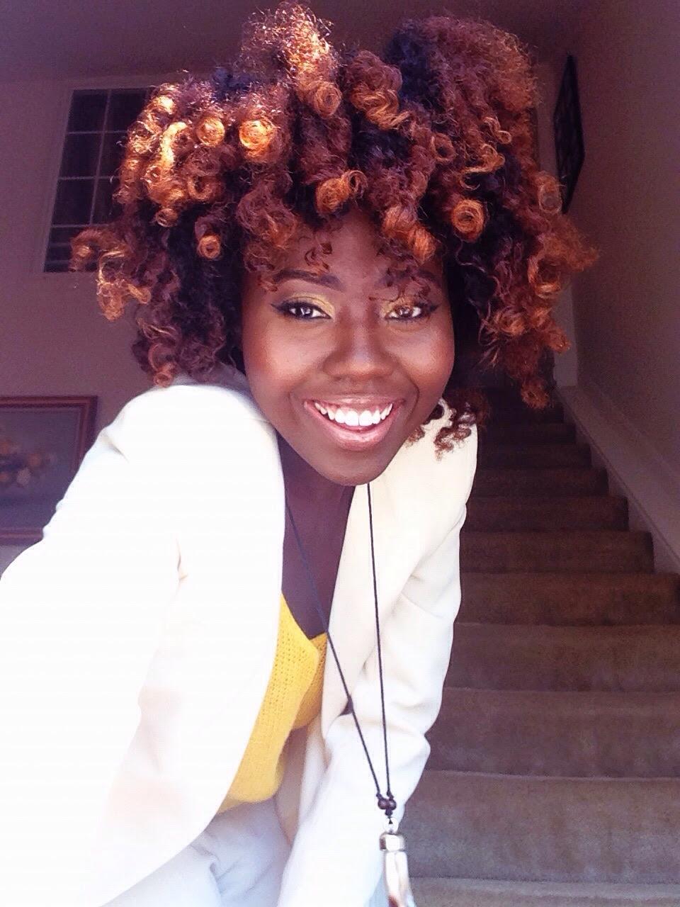 Nana from Virginia // Type 4 Natural Hair | Black Girl ...