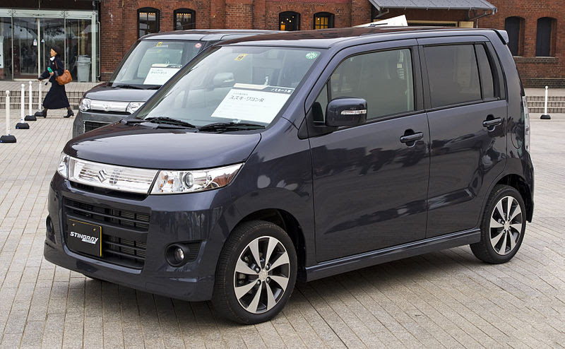File:2008 Suzuki Wagon R Stingray 01.JPG