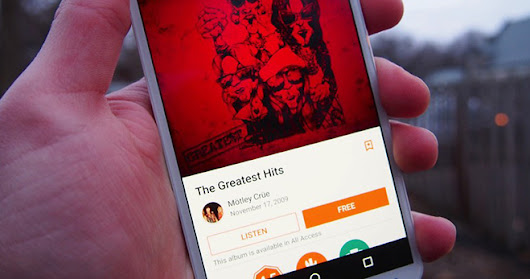 Grab Motley Crüe: The Greatest Hits for Free on Google Play