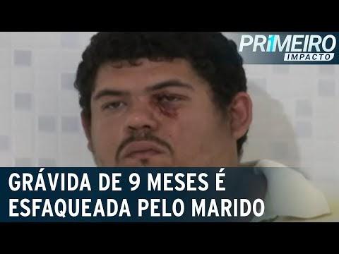 Grávida de 9 meses é esfaqueada pelo marido em Pernambuco