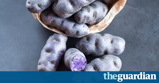 The health benefits of growing purple potatoes | Life and style | The Guardian