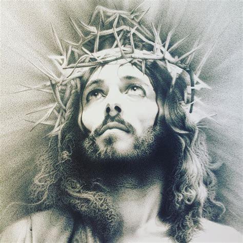 jesus drawing  giampiero damanias