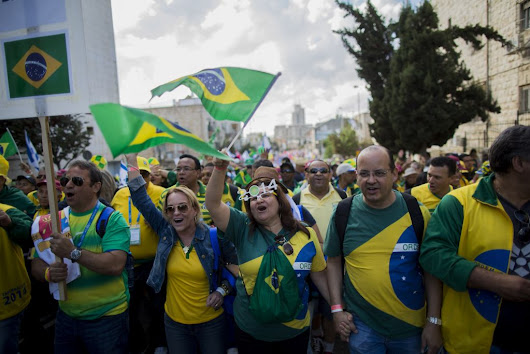 Brazilian Facebook 'followers' of Israeli tourism exceed 2 million