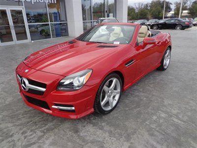 Find used 2012 Mercedes Benz SLK350 CERTIFIED PRE OWNED ...