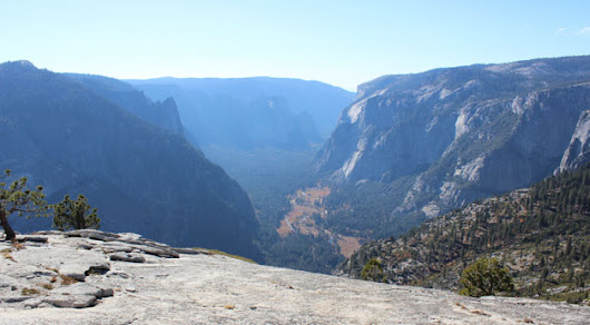 Yosemite for 3 Days of Hiking