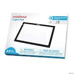 Miniland Educational MLE95101 21 in. Portable Light Pad