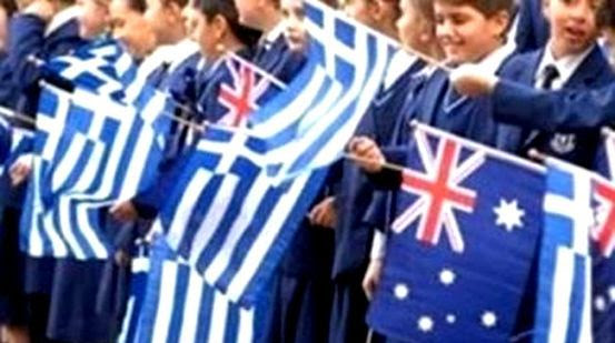 Melburn  Μελβούρνη: Εκστρατεία «Μιλάμε Ελληνικά τον Μάρτιο»