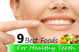 9 Best Foods for Healthy Teeth