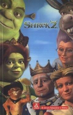 Okładka książki Shrek 2