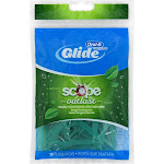 Oral B Complete Glide Floss Picks, Scope Outlast - 75 count