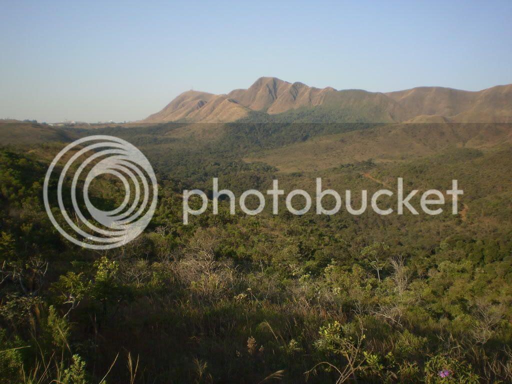 Serra do Parque Rola-Moça BHZ