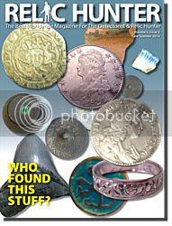 Relic Hunter Magazine.