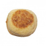 Burry 51 Percent Whole Grain Thaw and Serve Sliced English Muffin, 2 Ounce - 72 per case.