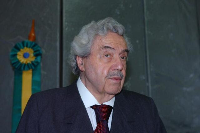 Morre, aos 90 anos, o jurista Paulo Brossard Genaro Joner/Agencia RBS