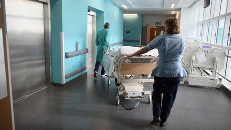 BBC News - NHS staff afraid to speak out, whistleblower report finds