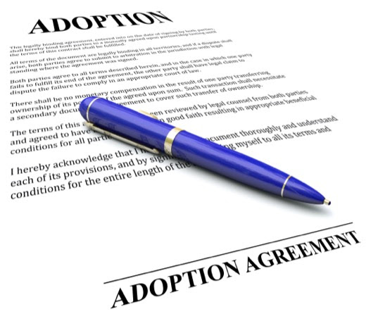 Types of Adoption - Greenville Family Law - Attorney Robert Clark
