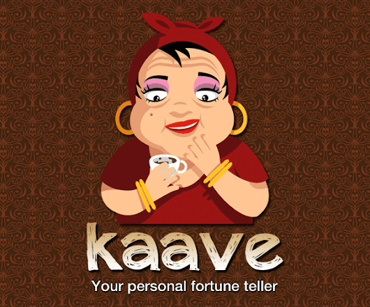 Kaave - Your personal coffee fortune teller
