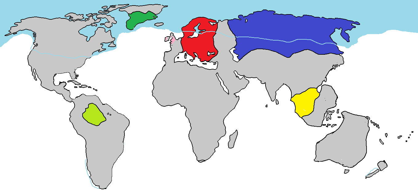 Human Evolution 2.0 (Map Game) - Alternative History