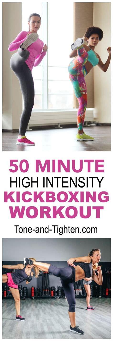 kickboxing workout ideas  pinterest