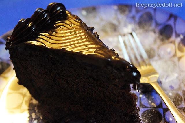 Sinful Chocolate Cake P65