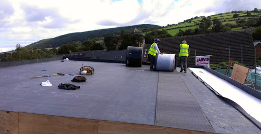 Flat Roofing Cardiff, Barry, Penarth, Cowbridge & South Wales