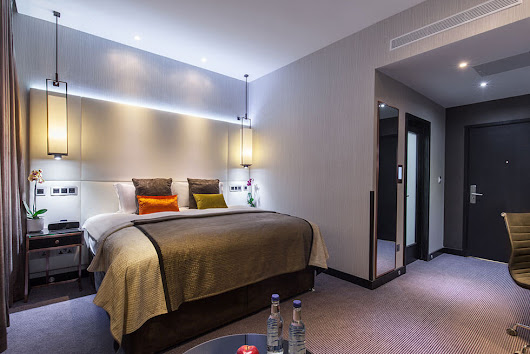 Montcalm Royal London House - City of London, Hotels in Finsbury Square London City