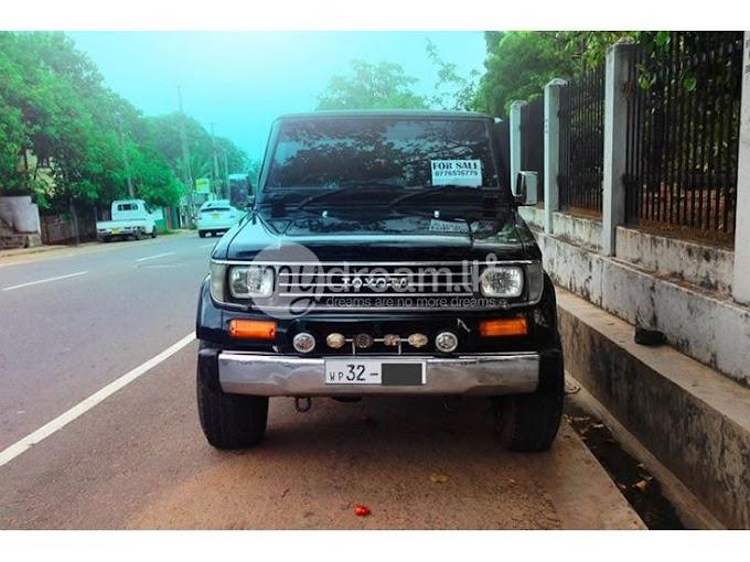 Land Cruiser 70 Series For Sale In Sri Lanka