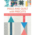 TPP Piece and Quilt with Precuts BK