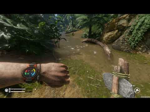 20 Minutes of Rainforest Survival in Green Hell Gameplay Video Reveal!