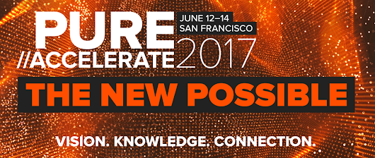 PURE//ACCELERATE 2017 JUNE12-14 SAN FRANCISCO