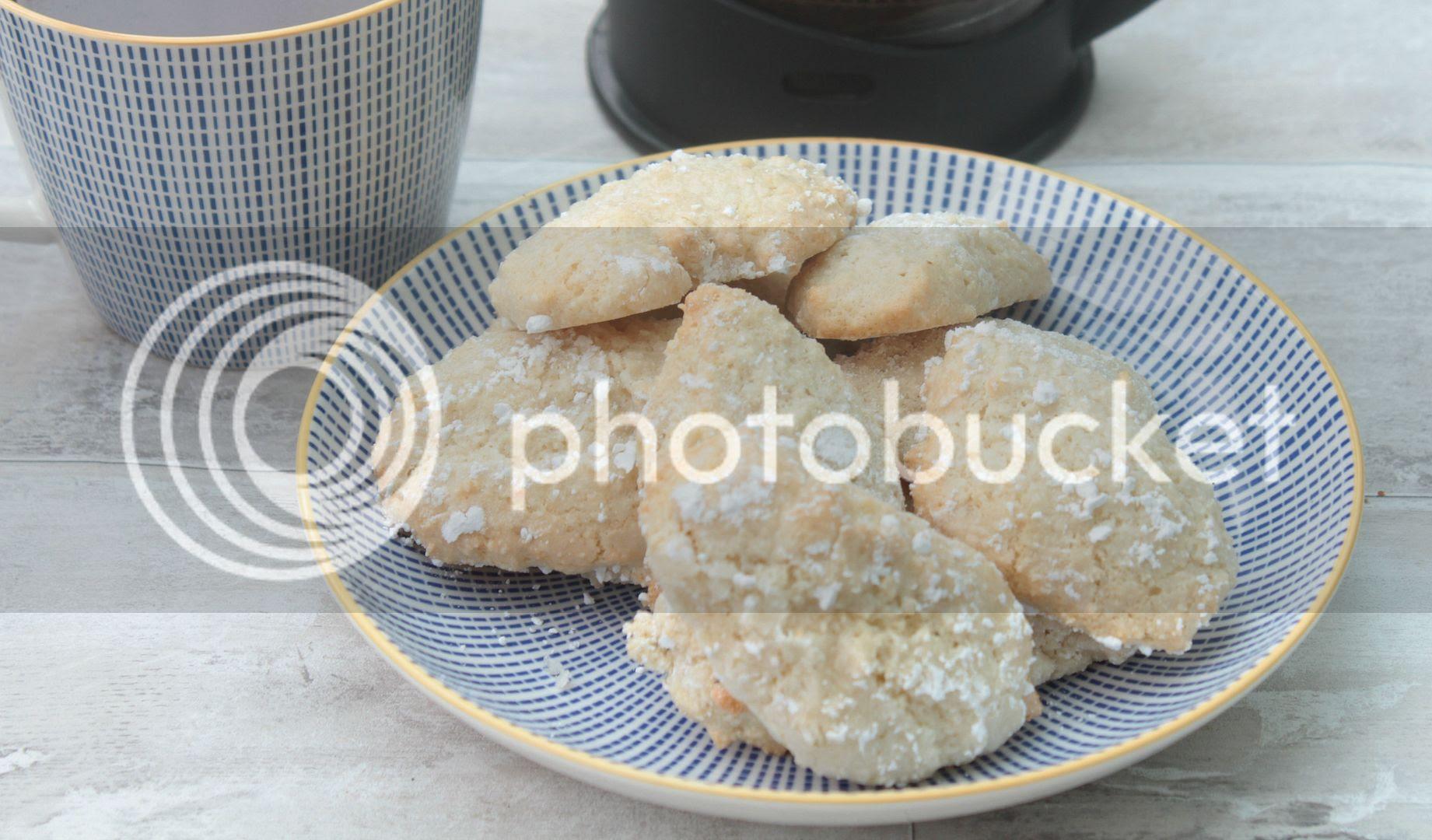 Ricciarelli Soft Sienese Biscuits