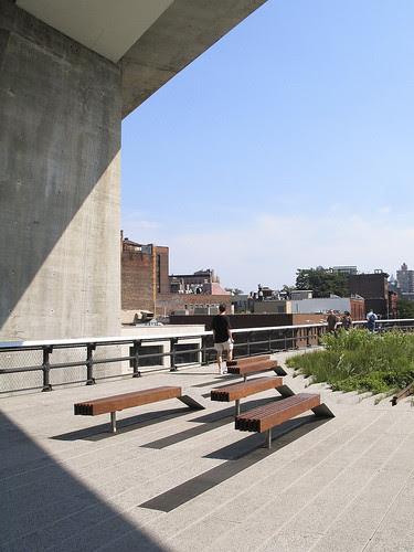 The High Line Overpass