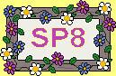SP8 Button