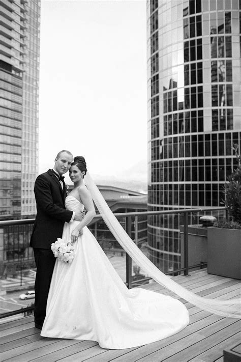 Angela & Colin Get Married // Trinity Baptist Church and