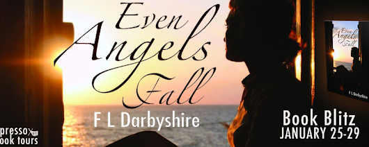 Even Angels Fall…BOOK BLITZ! Win SIGNED books!
