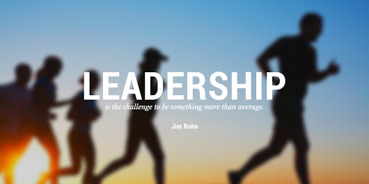 "ThoughtFlame on Twitter: """"Leadership is the challenge to be something more than average."" #JimRohn  #quote #lead """